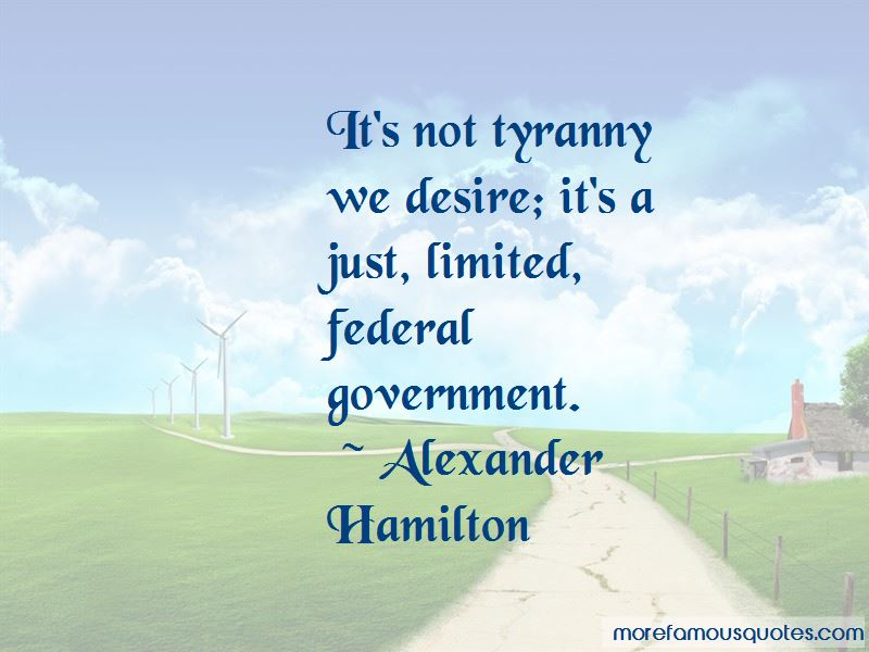 Limited Federal Government Quotes Pictures 2