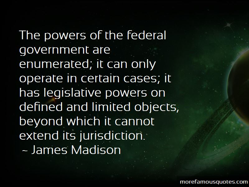 Limited Federal Government Quotes Pictures 4