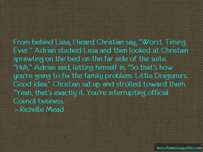 Lissa Christian Quotes Pictures 4