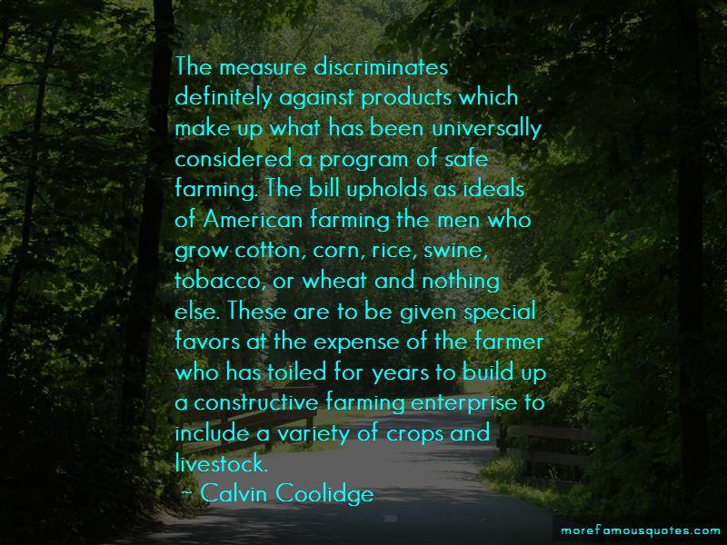 Livestock Farming Quotes