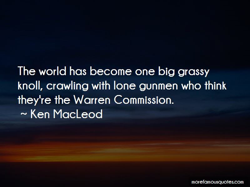 Lone Gunmen Quotes