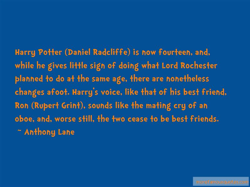 Lord Rochester Quotes