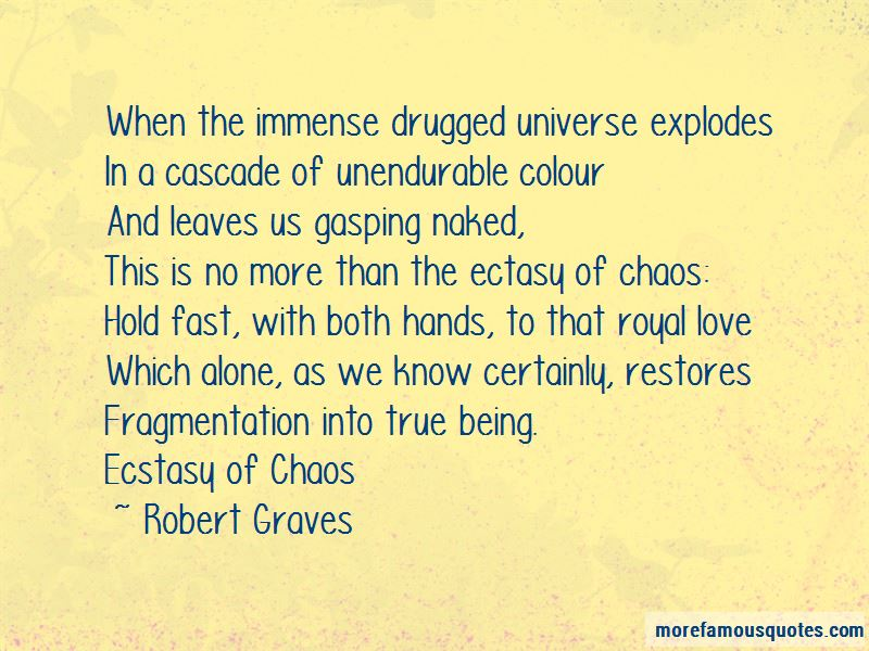 Love Explodes Quotes