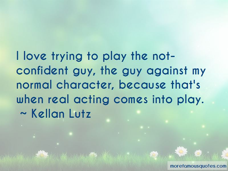 Love Is Not A Play Quotes Pictures 3