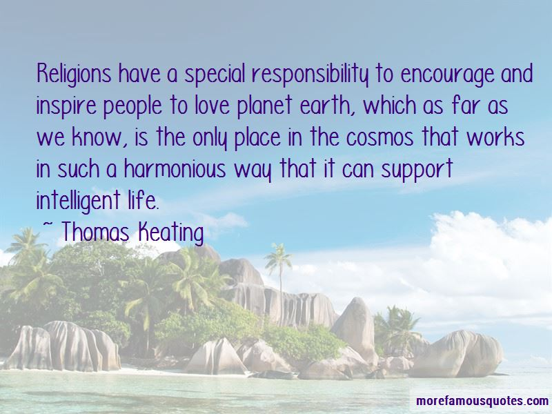 Love Planet Earth Quotes