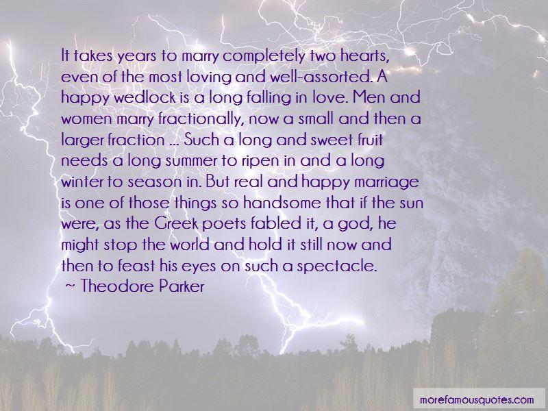 Love Wedlock Quotes Pictures 4