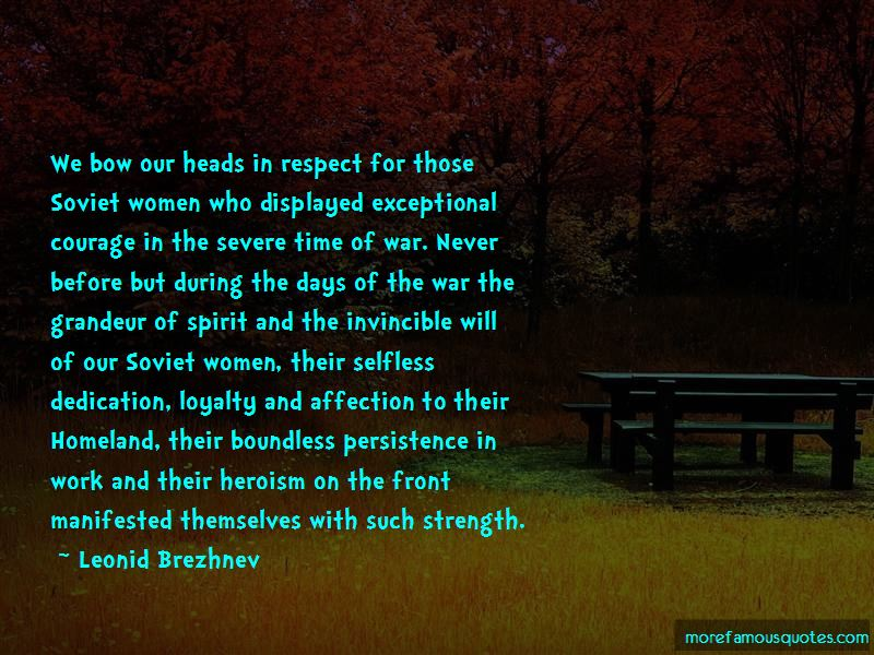 Loyalty And Dedication Quotes Pictures 2