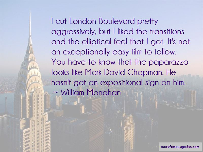 Mark Chapman Quotes
