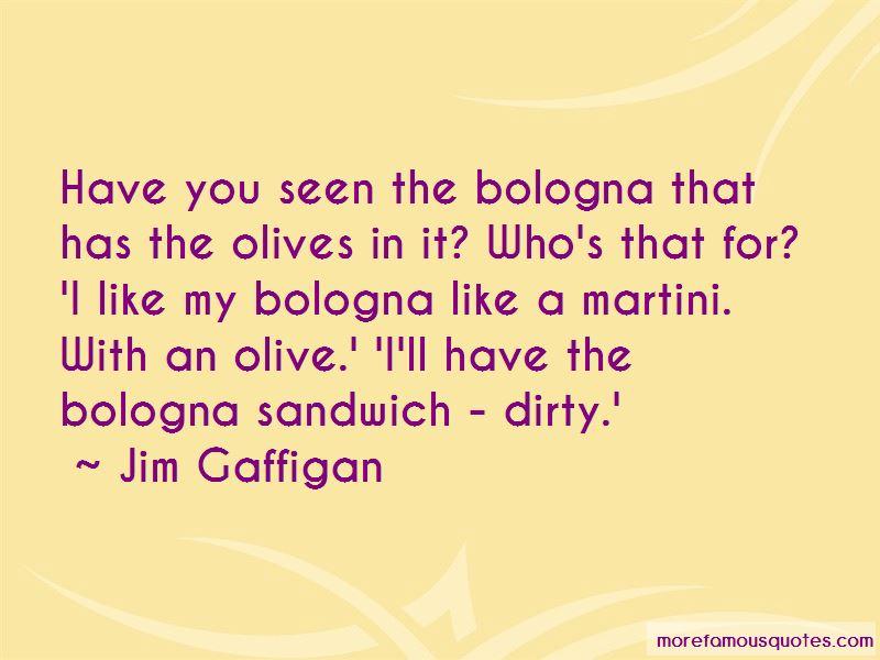 Martini Quotes