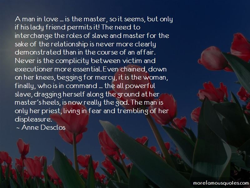 Master Slave Love Quotes: top 8 quotes about Master Slave ...