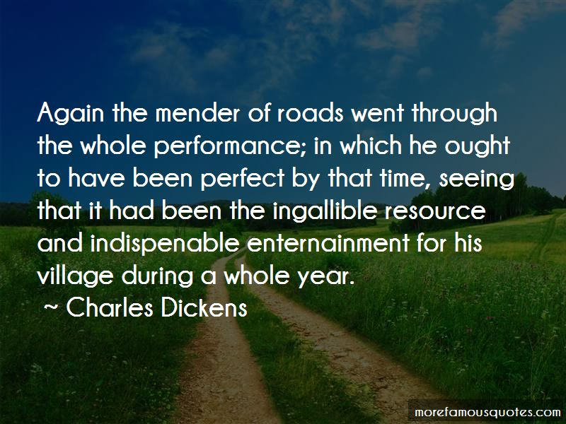 Mender Of Roads Quotes