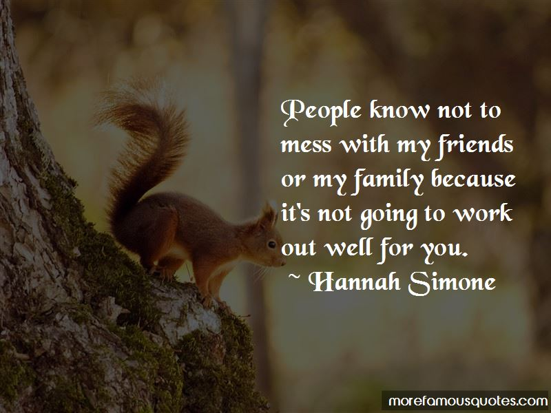 Mess Up Family Quotes Pictures 4