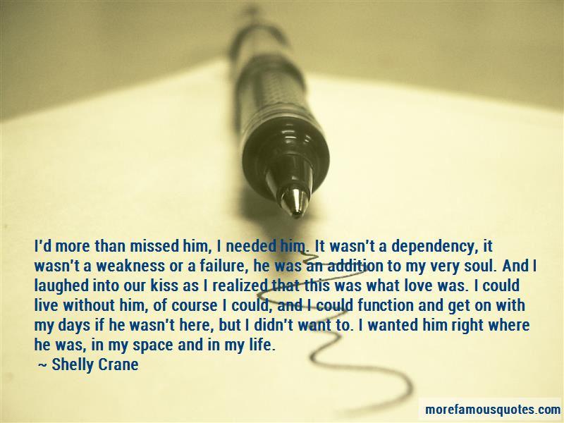Missed My Love Quotes