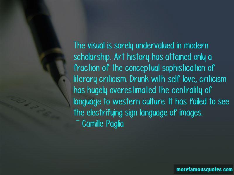 Modern Art Criticism Quotes