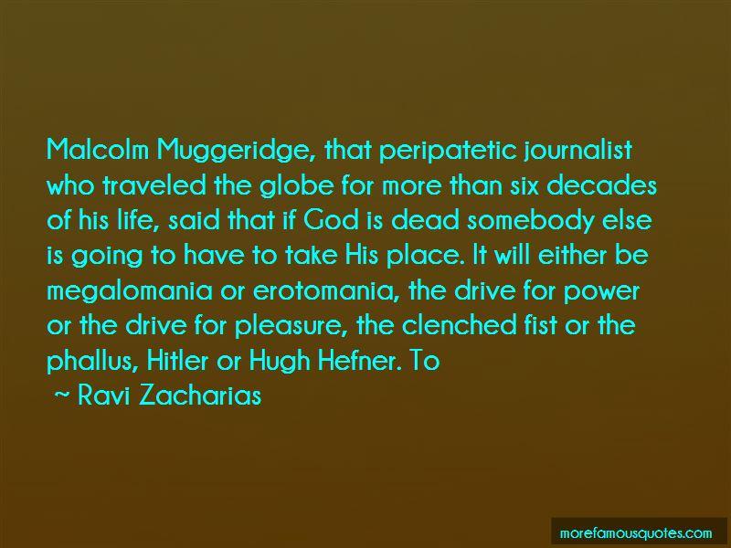 Muggeridge Quotes Pictures 3