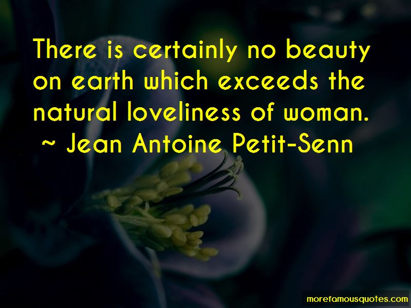 Natural Beauty Woman Quotes