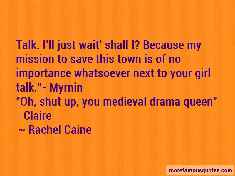 No Drama Queen Quotes: top 40 quotes about No Drama Queen ...