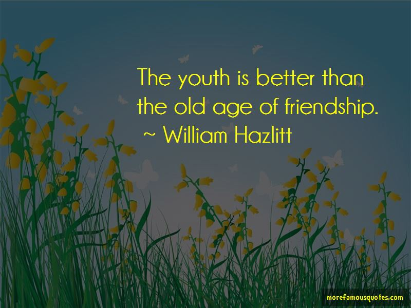 Old Age And Friendship Quotes Pictures 3