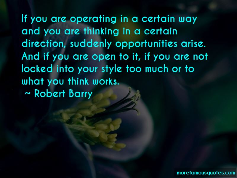 Opportunities Arise Quotes Pictures 3