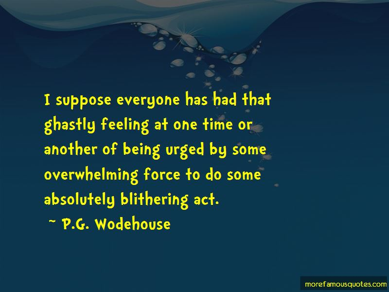 Overwhelming Force Quotes Pictures 2