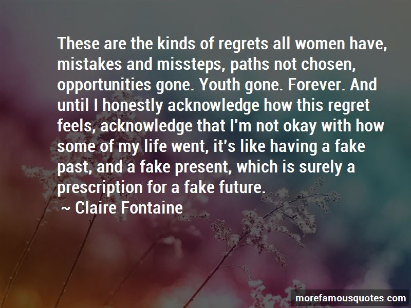 Past Mistakes And Regrets Quotes Pictures 2