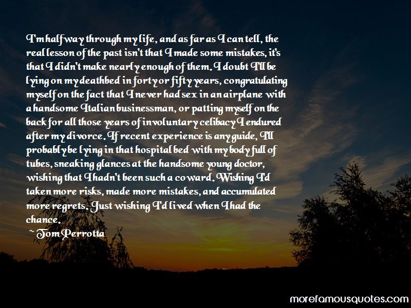 Past Mistakes And Regrets Quotes Pictures 3