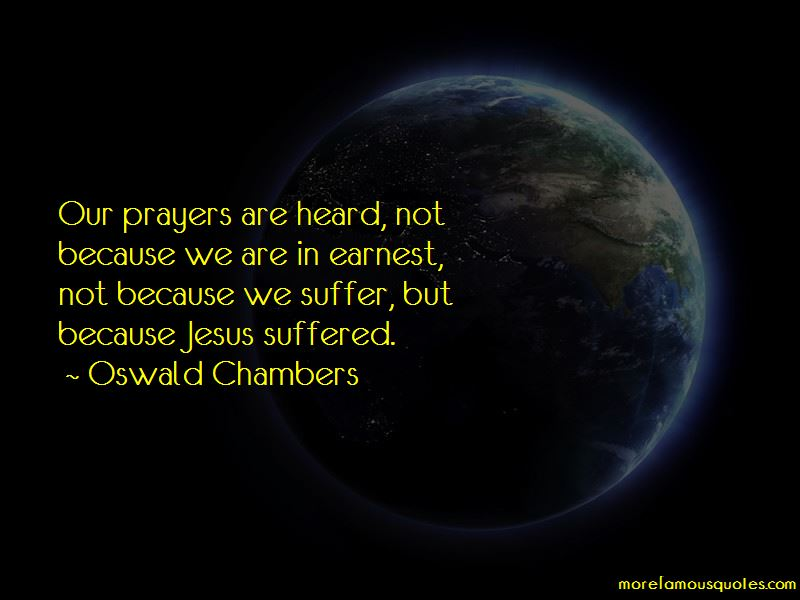 Prayers Are Heard Quotes Pictures 3