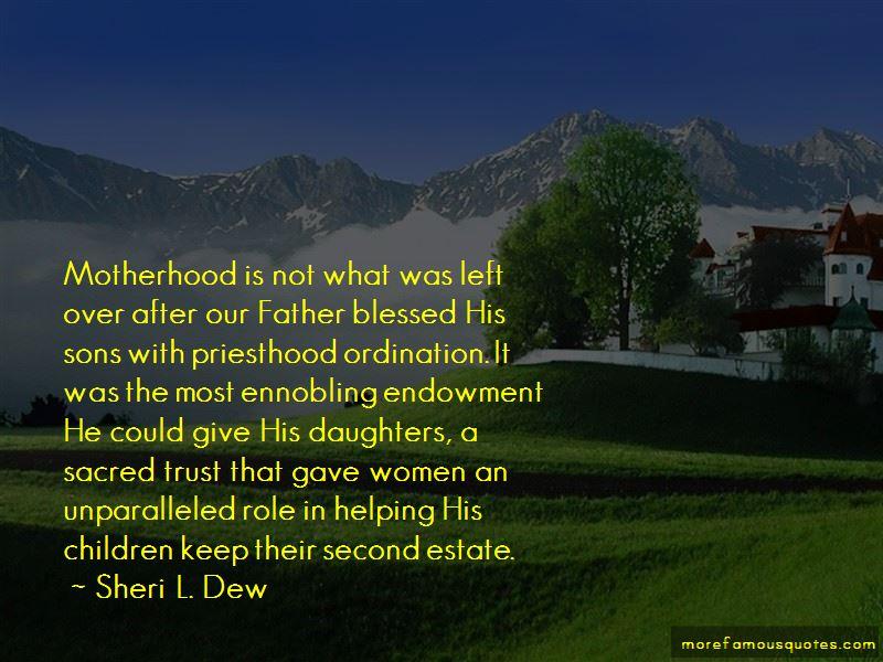 Priesthood Ordination Quotes