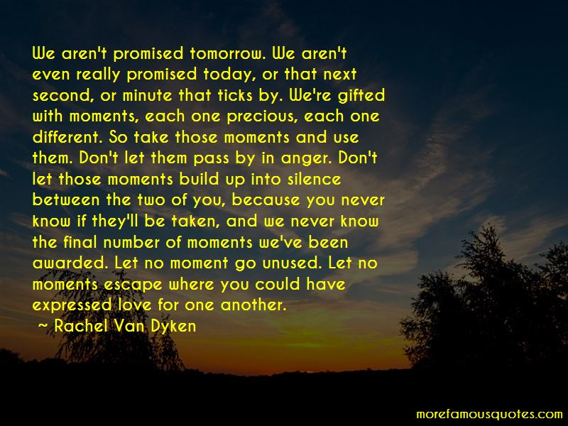 Promised Today Quotes Pictures 3