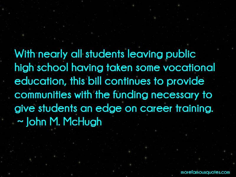 Public Education Funding Quotes