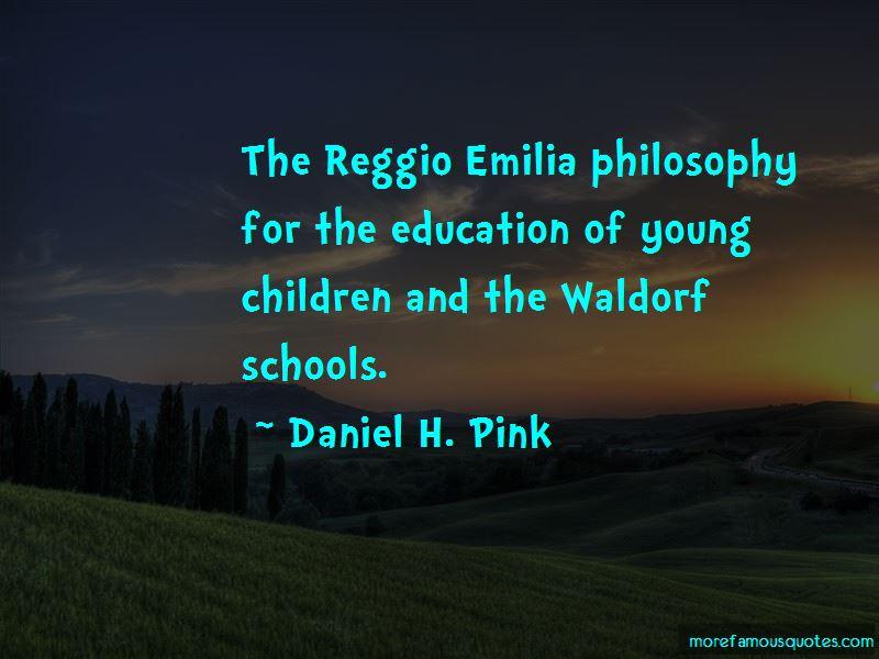 Reggio Emilia Quotes