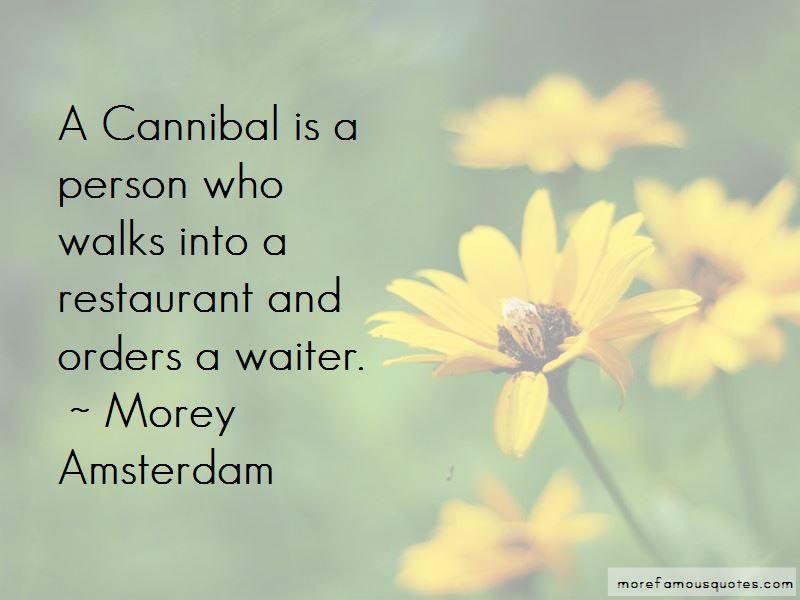 Restaurant Waiter Quotes Pictures 2