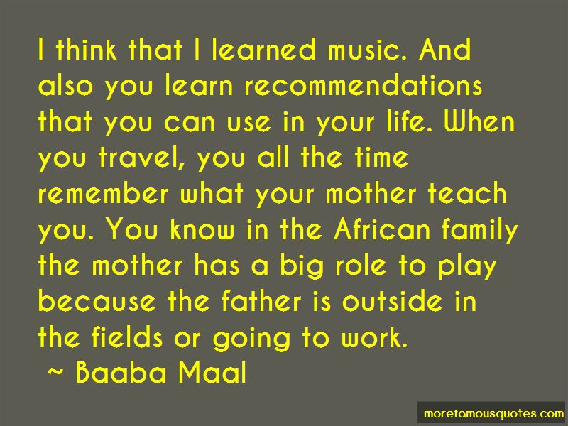 Role Of Mother In Our Life Quotes