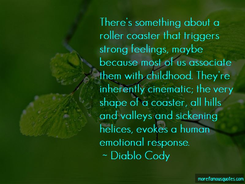 Roller Coaster Feelings Quotes
