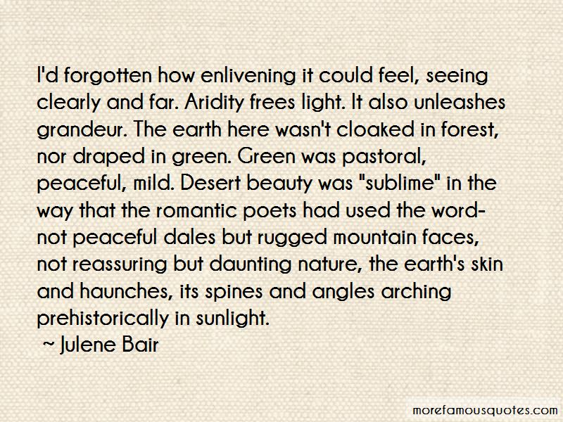 Romantic Reassuring Quotes