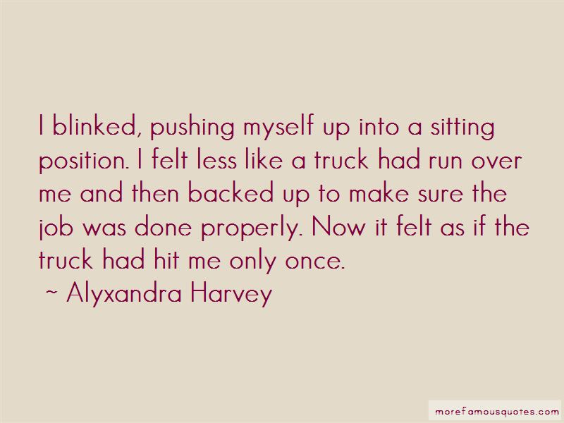 Run Over Me Quotes Pictures 3
