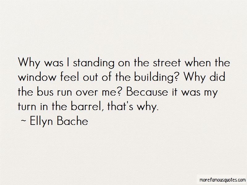 Run Over Me Quotes
