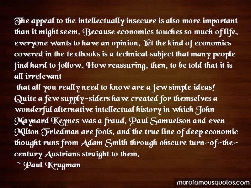 Samuelson Economics Quotes Pictures 2
