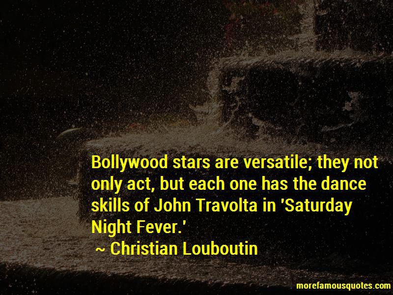 Saturday Night Fever Dance Quotes