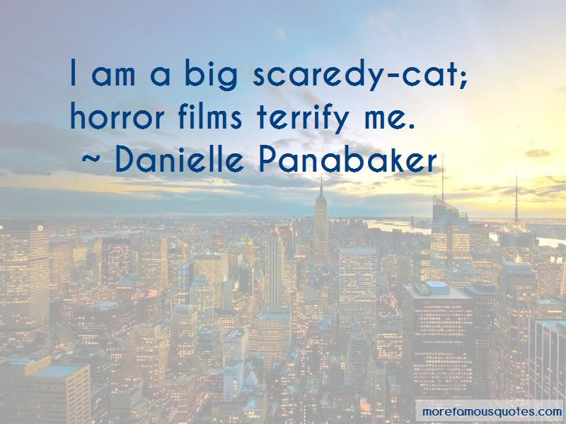 Scaredy Cat Quotes Pictures 2
