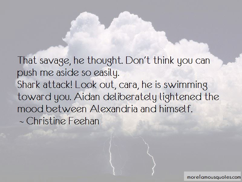 Shark Attack Quotes