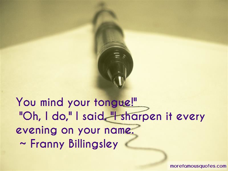 Sharpen Your Mind Quotes
