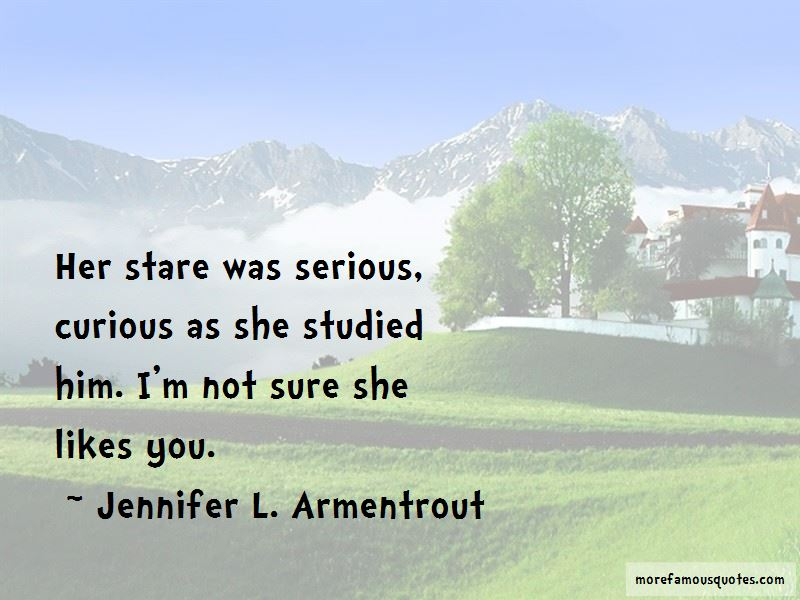 She Likes You Quotes