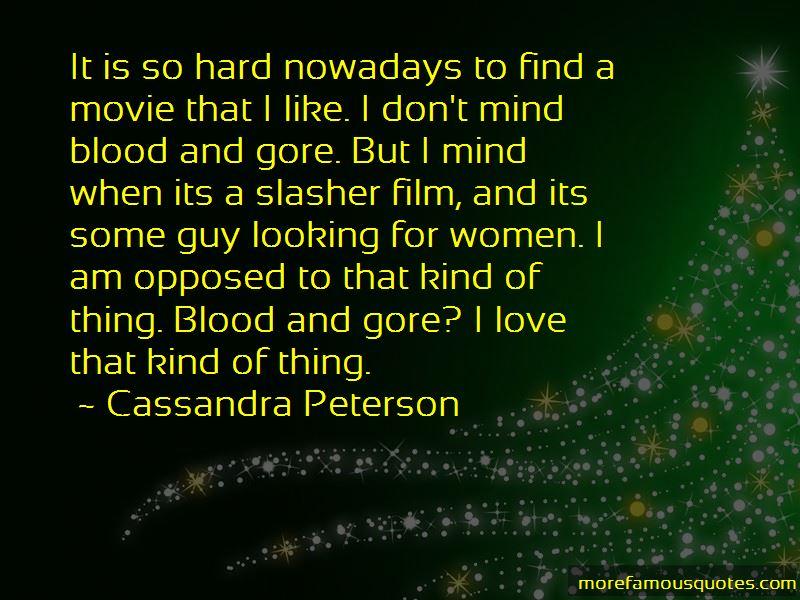 Slasher Movie Quotes Pictures 4