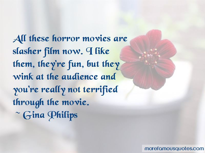 Slasher Movie Quotes