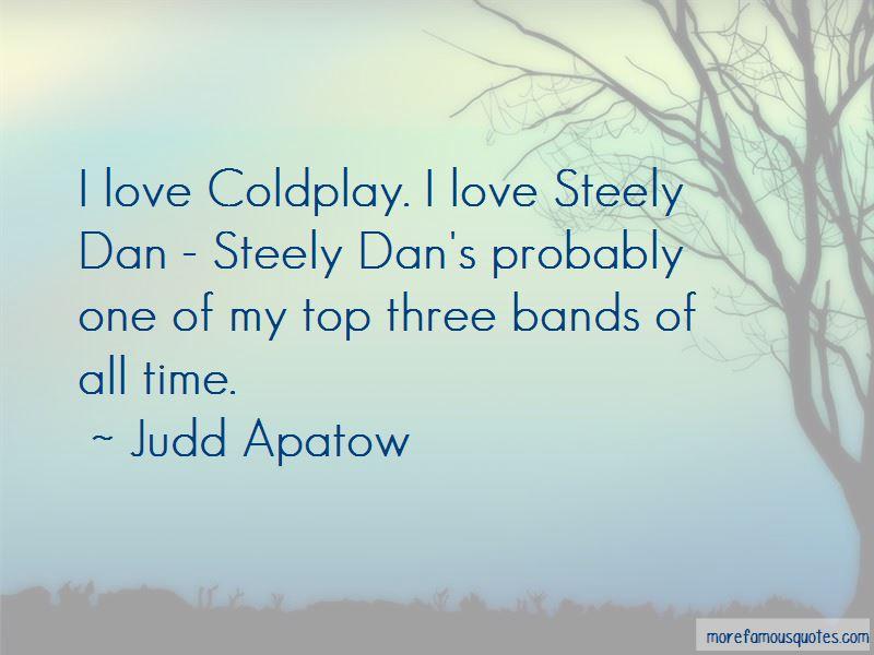 Steely Dan Love Quotes
