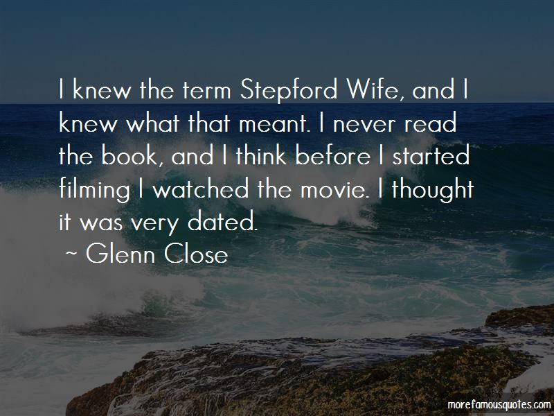 Stepford Wife Quotes Pictures 3