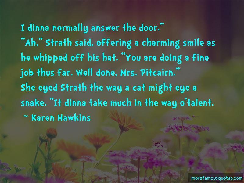 Strath Quotes