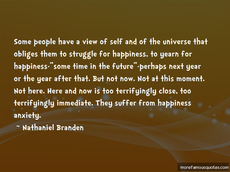 Struggle For Happiness Quotes
