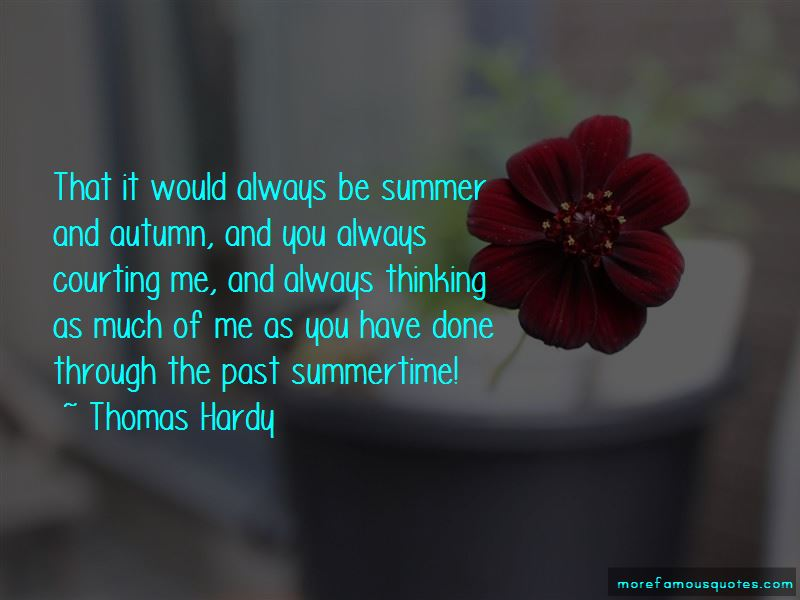 Summer And Quotes